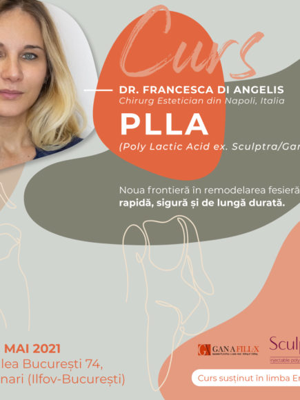 Tratamente injectabile cu  PLLA (Acid Polilactic)